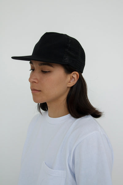 paa - Pleat Cap - Black CORDURA