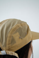 paa - Big Bill Cap - Khaki Taffeta