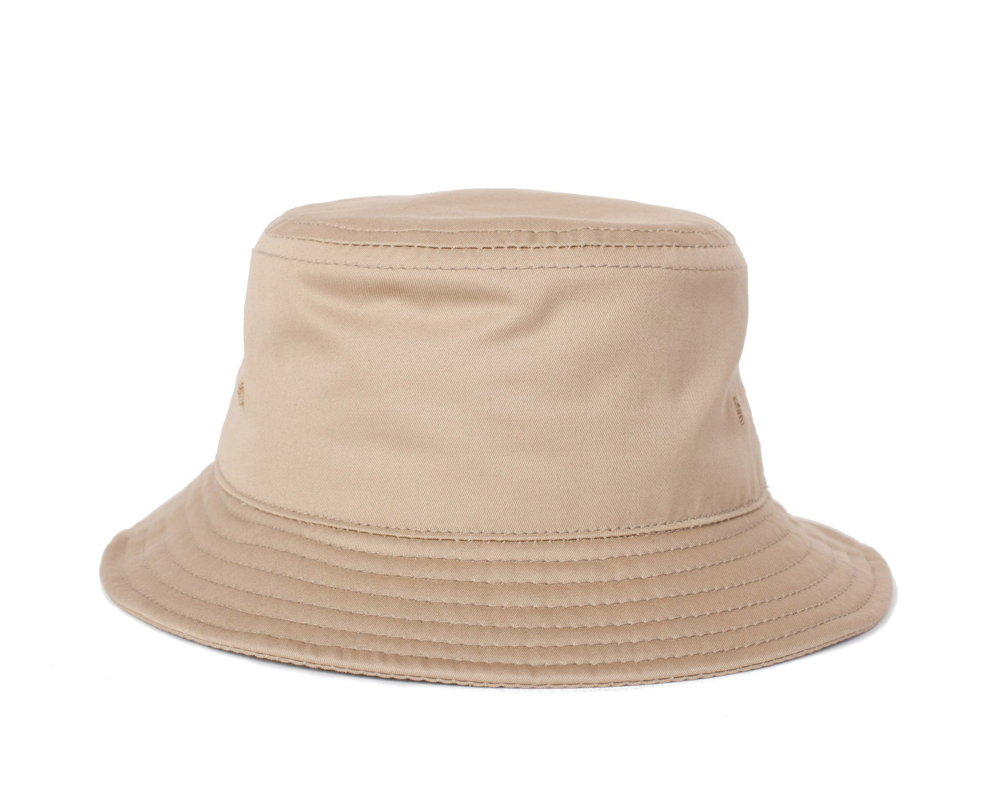 Ventile Cotton Bucket Hat - Khaki