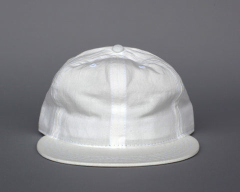 Floppy Ball Cap - White