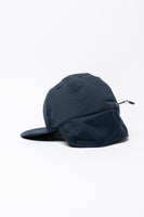 Ear Flap Cap - Navy