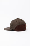 Ear Flap Cap - Brown
