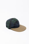 Big Bill Cap - Black Watch / Khaki