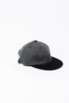 Floppy Ball Cap - Grey