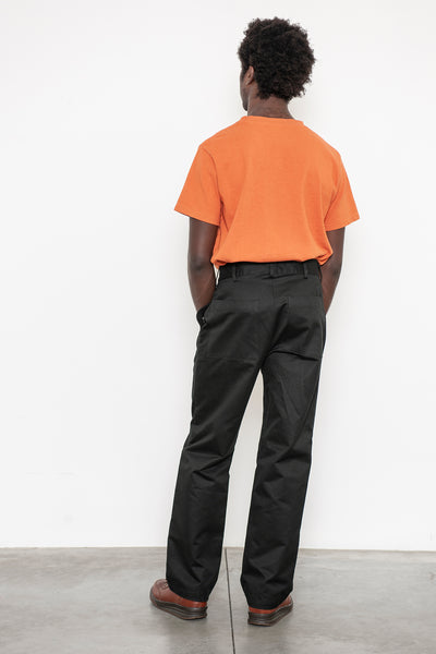 SS Tee - Autumnal Orange