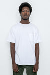 paa - SS Pocket Tee - White