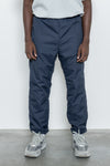 paa - Windbreaker Pant - Navy Nylon Tussah
