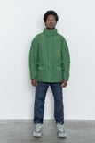 paa - 60/40 Puft Jacket - Emerald Grosgrain