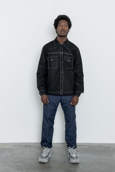 paa - Rodeo Shirt - Black Canvas