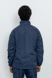 paa - Warm Up Jacket - Navy Nylon Tussah
