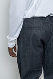 paa - Trouser - Raw Blue Denim