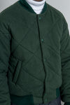 paa - Gymnasium Jacket - Forest Polar Fleece