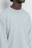 paa - LS Pocket Tee - Ice Grey