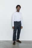paa - Windbreaker Pant - Black Nylon Tussah