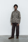 paa - Rodeo Shirt - Olive Drab Nylon Twill