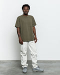 SS Pocket Tee - Deep Olive