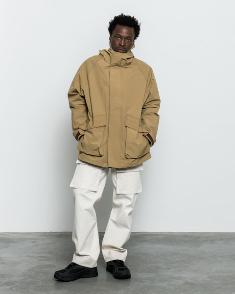 Parka One - Khaki Grosgrain