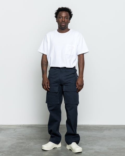 Utility Pant - Navy Sun Dried Canvas