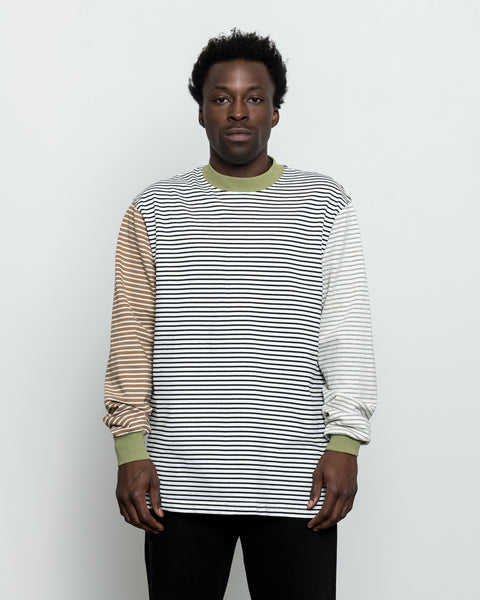 LS Hi Neck Tee - Combo Two