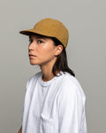 Stretch Floppy Ball Cap - Khaki Micro Ripstop