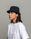Bucket Hat One - Navy Jumbo Ripstop