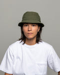 Bucket Hat One - Olive Jumbo Ripstop