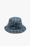 paa - Bucket Hat One - Navy Tartan