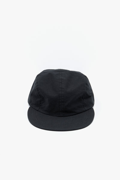 paa - Four Panel Cap - Black