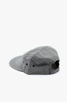 paa - Four Panel Cap - Black / White