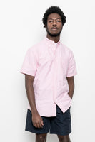 paa - SS Shirt One - Pink Oxford
