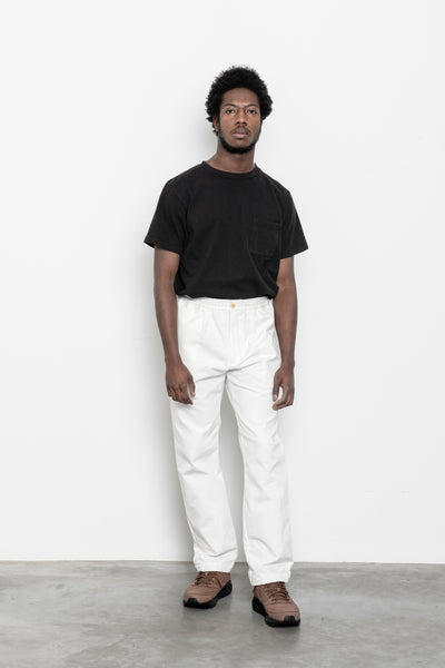 paa - Trouser - White
