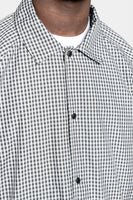 paa - Spectators Jacket - Charcoal Gingham
