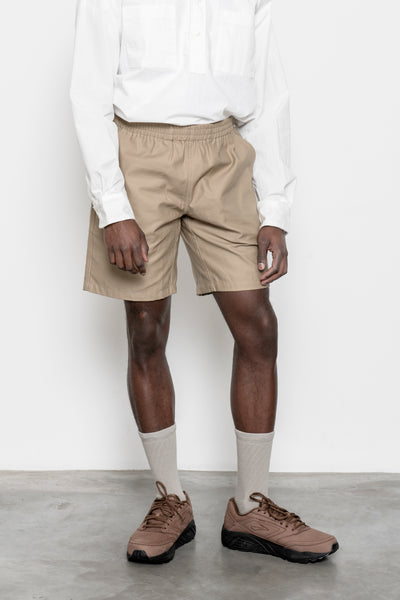 paa - Shorts - Khaki Sateen