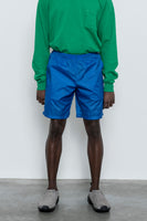 paa - Windbreaker Shorts - Royal Taffeta