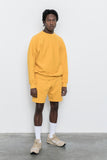 paa - Crewneck Sweatshirt Two - Golden Yellow