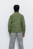 paa - Big Rig Jacket - Moss Waxed Cotton