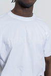 paa - SS Tee Two - White HTS Print