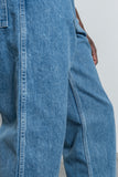 paa - Four Pocket Denim Jean - Light Wash