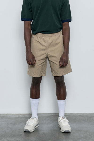 paa - Shorts - Khaki Waxed Cotton