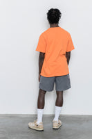 paa - SS Pocket Tee - Blaze Orange
