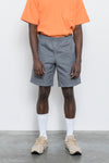 paa - Shorts - Grey Waxed Cotton