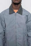 paa - Big Rig Jacket - Grey Waxed Cotton