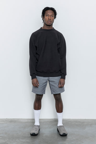 paa - Crewneck Sweatshirt Two - Black