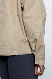 paa - Big Rig Jacket - Khaki Waxed Cotton