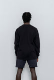 paa - LS Pocket Tee - Black