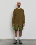 paa - LS Pocket Tee - Army Green