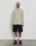 paa - LS Pocket Tee - Sage
