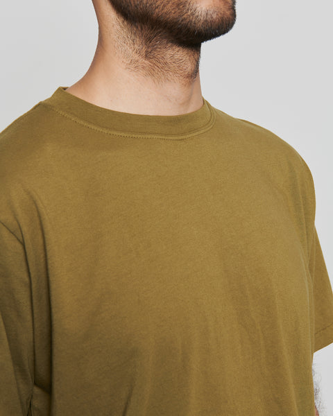 paa - SS Tee Two - Army Green