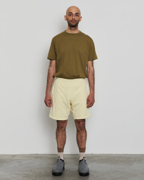paa - Sweatshorts - Pale Yellow