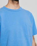 paa - SS Pocket Tee - Blue Day